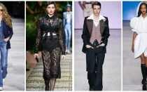 Модная женская одежда и аксессуары Gucci весна-лето 2020